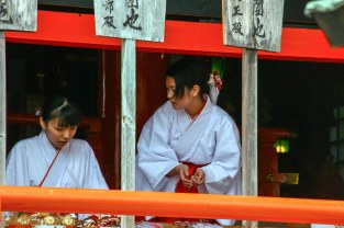 Tsuwano Handmaidens