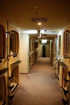 Fukuoka capsule hotel