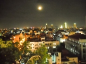 Night view in Madurai