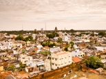 View from Tower in Tanjavur