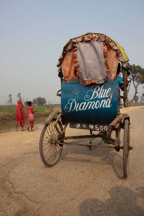 Long distance Rickshaw - Mahotari
