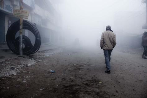 Mists in Janakpur