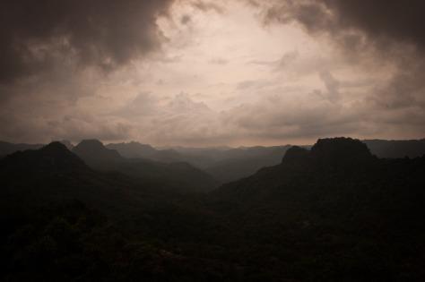 Pachmari HIll Viewpoint
