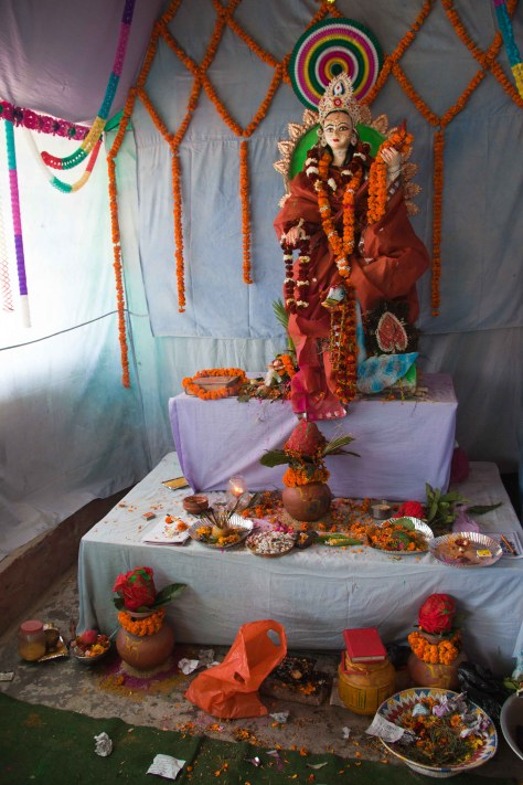 Saraswati: Goddess of Education