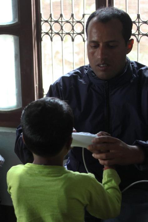 MIRA Spirometry