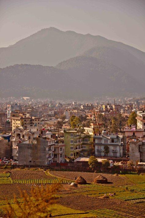 Back to Kathmandu