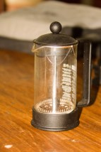 My poor old Cafetiere