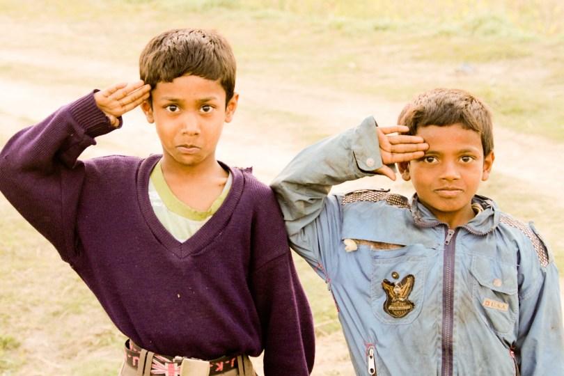 The little boys who borrowed my camera