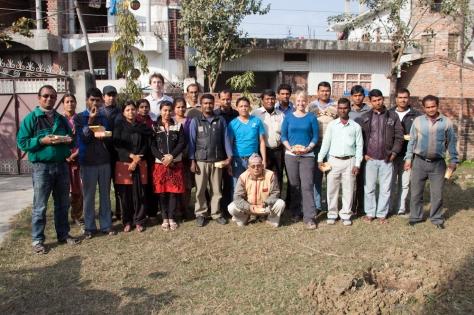 MIRA Dhanusha team 2012