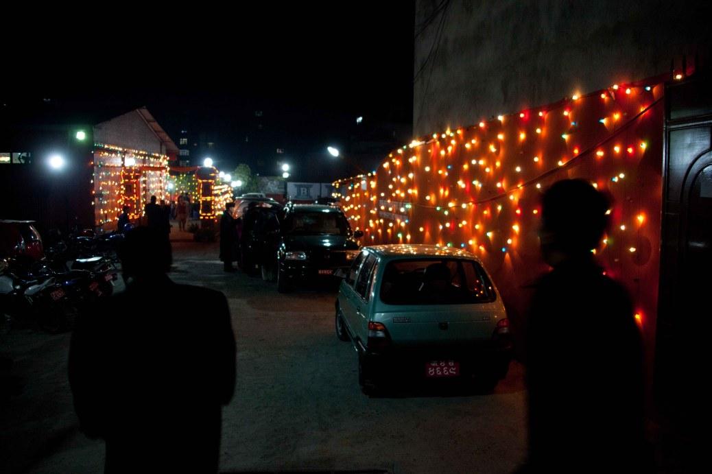 Nepali Wedding - NYE