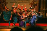 Traditional Keralan dancing 3