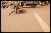 A bike Crash! Madurai