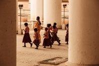 School children: Madurai