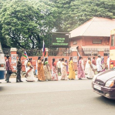 Trivandrum Demonstrations 2