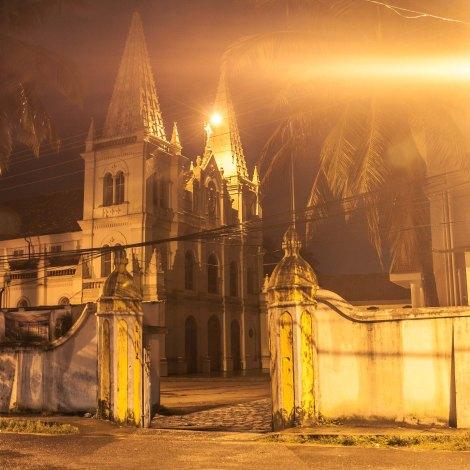 Kochi: the old Church