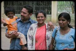 Bangalore Family