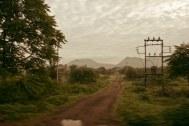 Lane to nowhere
