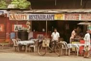 """Kwality"" restaurant"