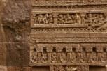 Delicate carvings