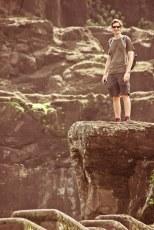 Adam on the mount
