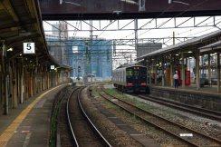 Station wait