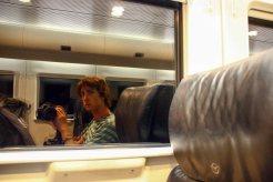 Seb in the Mirror