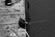 Nagasaki Bay Fisherman