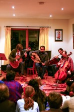 A night of Folk music from around the world