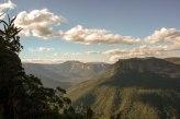 Blue Mountain vistas