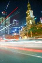 Sydney Light blur