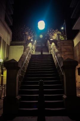 Sydney after dark