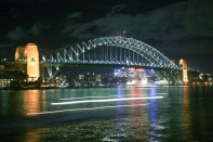 Harbour Bridge Blur